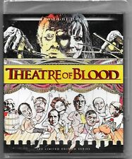 Theatre of Blood Blu-ray(Vincent Price) New(Twilight Time)All Regions Free Post