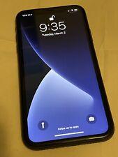 Apple iPhone 11 - 256GB - Black (Verizon) A2111 MWL12LL/A