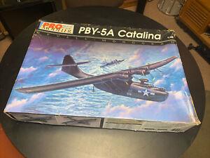 1/48 Revell/Monogram Pro Modeler PBY-5 Catalina Model Plane Kit New Open Box