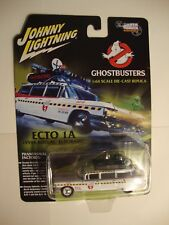 JOHNNY Lightning GHOSTBUSTERS ECTO 1. modello IN SCALA 1/64 auto.