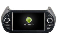 AUTORADIO Touch Android 8.0 Fiat Fiorino Qubo  Navigatore USB SD Bluetooth