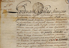1753 Vente de maisons La Feuillie DELAPLACE FETICHE scieur de long LOISEL AUBERT