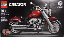 LEGO Creator Expert 10269 Harley-Davidson Fat Boy Motorrad Exclusiv NEU NEW
