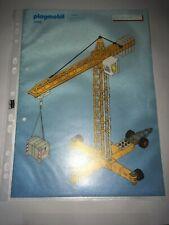 Playmobil - Bauplan - DIN A 4 - 3262