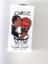 RARE PINS PIN'S .. SPORT BASKET BALL TEAM CLUB JUBILE APPOLO FAYE LIMOGES 87 ~B7
