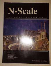 N - Scale Magazine September / October 1992