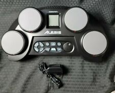 Alesis CompactKit 4 Portable Tabletop Electronic Drum Kit - Tested