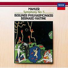 Bernard Haitink - Mahler: Symphony No. 5 [New CD] Shm CD, Japan - Import