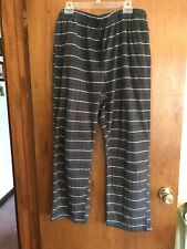 MEN'S Nautica XL Pant Sleepwear  W/POCKETS XL 100% polyester - FLEECE