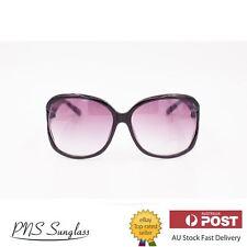 Womens Polarized UV400 Purple Sunglasses Ladies Aviator Designer Fashion Eyewear
