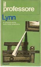 IL PROFESSORE - JACK LYNN    GARZANTI