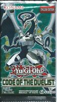24x Factory Sealed Code Of The Duelist Yu-Gi-Oh Booster Packs