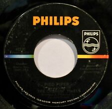 THE CHANGIN' TIMES-Pied Piper-Classic Garage Rock 45-PHILIPS #40320