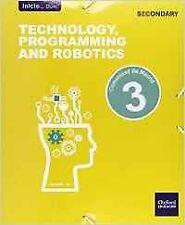 (MAD).(15).TECHNOLOGY 3ºESO CLIL (INICIA) BILINGUE *MADRID*