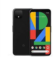 Google Pixel 4 / XL / - 64 GB - Just Black - UNLOCKED - Grade A+ Best Deal !!!