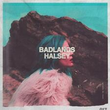 HALSEY BADLANDS  CD NEW