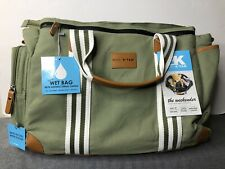 Baby K'tan - Weekender Travel Diaper Bag Olive Green