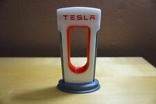 Tesla Smartphone Supercharger 3D Printed Phone Tablet Charger Prop Station