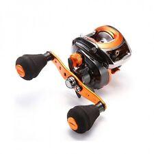 Abu Garcia Orange Max  Baitcaster Fishing Reel BRAND NEW + Warranty + Free Braid