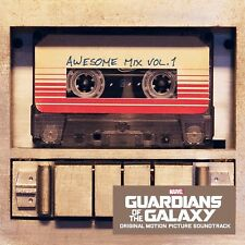 Guardians of the Galaxy Awesome Mix Vol 1 by Various Artists (CD 2014) NEW