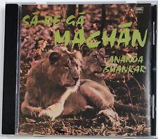 Ananda Shankar Sa-Re-Ga Machan / Musical Discovery Of India ULTRA RARE CD OOP
