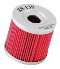 K&N Motorcycle Oil Filter Fits Suzuki DR400S & DRZ400 - KN-139