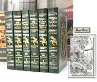 TARZAN OF THE APES SERIES - Easton Press - Edgar Rice Burroughs