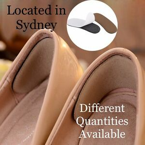 Back Spongia Shoes Cushion Pad High Heel Grips Liner Insole Insert Protector