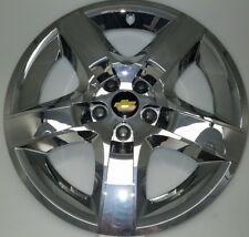 Chrome 2008 2009 2010 2011 2012 Chevrolet Malibu Hubcap Wheel Cover 3277 17""