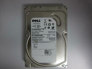 Seagate Dell Constellation ES 1TB 7200RPM SAS 6Gbps 16MB ST31000424SS | U738K