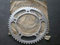 NEW NOS Vintage Campagnolo Record Pista Chainring 54 Track 151 BCD 88.8mm Eroica