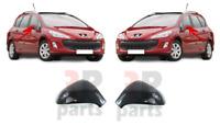 Per Peugeot 207 06-14, 308 07-13 Laterale Calotta Specchietto Verniciatura Set