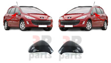 FOR PEUGEOT 207 06-14, 308 07-13 WING MIRROR COVER CAP FOR PAINTING PAIR SET