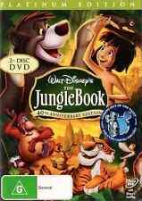 JUNGLE BOOK=40th Anniversary=2 DVD=NEW DVD Disney