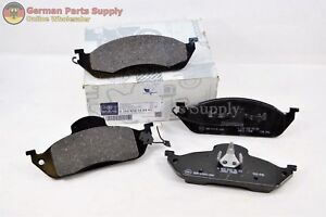 MERCEDES BENZ GENUINE OE FRONT BRAKE PADS WITH SENSOR 1634201220