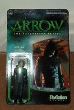 Réaction DC direct tv arrow oliver mcqueen figure nouveau rétro funko kenner