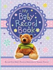 Baby Record Book (Baby & Toddler) by Igloo Books Book The Cheap Fast Free Post