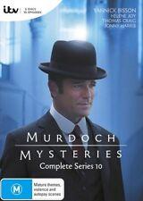 MURDOCH Mysteries Series : Season 10 : NEW DVD