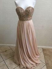 Sherri Hill Pink dress Size 4