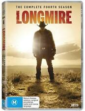 Longmire : Season 4 : NEW DVD