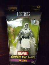 2021 Marvel Legends Super Villains Dr. Doom 6-Inch Action Figure New In Stock.