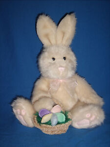 First and Main Plush Rabbit Hippity  E1335  Easter Bunny