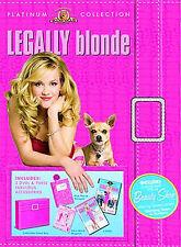 Legally Blonde Platinum Collection, Acceptable DVD, Ali Larter,Holland Taylor,Je