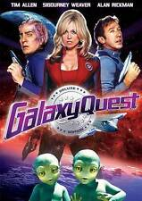 Galaxy Quest (Dvd, 2009, Deluxe Edition) Widescreen Free Ship #Frg90