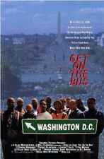 GET ON THE BUS-orig 27x40 D/S movie poster SPIKE LEE