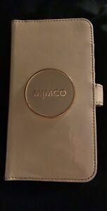 Mimco iPhone 8 Plus flip cover