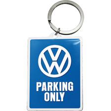 Nostalgic Keychain VW Parking