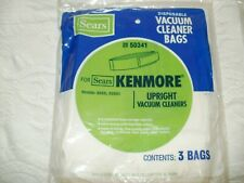 Vintage Kenmore 50341 Vacuum Cleaner Bags For Upright Vacuum Cleaners