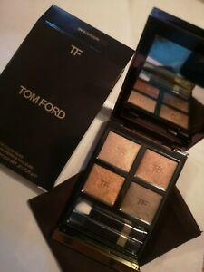 Tom Ford 04 Suspicion Eyeshadow Quad Palette Discontinued BNIB