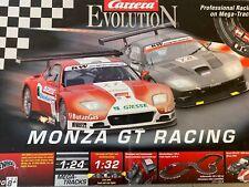Carrera Evolution+ Evolution Pro-X Bahn großes Set